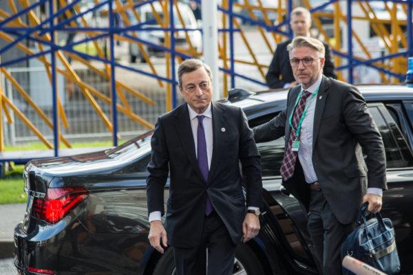 Il discorso di Mario Draghi. Bazooka, crescita ed inflazione.
