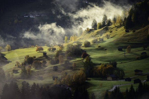 Bellezze naturali e ricchezza prodotta. Quanto vale il capitale naturale di un paese?